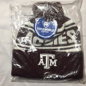 Texas A&M Beanie NEW